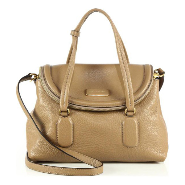 MARC BY MARC JACOBS Silicone valley small satchel - A new style from the Pre-Fall 2015 collection, this relaxed...