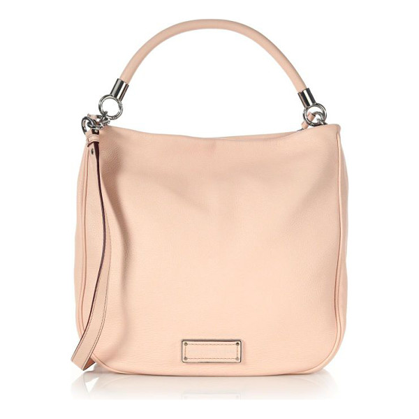 MARC BY MARC JACOBS Too hot to handle hobo bag - Incredibly roomy carryall crafted from sumptuously smooth...
