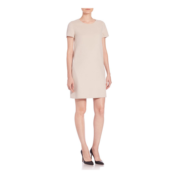 MAX MARA Falange shift dress - Simply constructed with elegant lines, this mod shift dress...