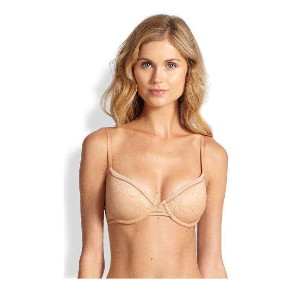 NATORI FOUNDATIONS Subtle comfort contour bra - Beautiful shaping in a seamless, soft cup design with...