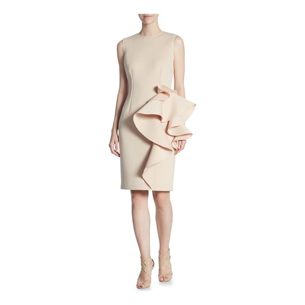 NERO BY JATIN VARMA nude sheath dress - EXCLUSIVELY AT SAKS FIFTH AVENUE. On-trend sheath dress...