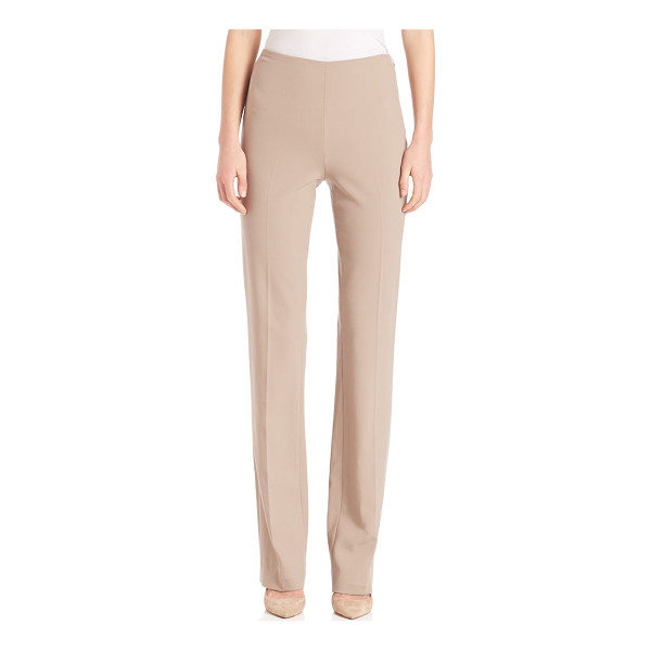 RALPH LAUREN COLLECTION alandra tailored pants - Clean, sophisticated trousers with a flattering fit....
