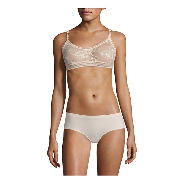 STELLA MCCARTNEY stella lace bralette - From the Stella Lace Collection. Designed for Breast Cancer...
