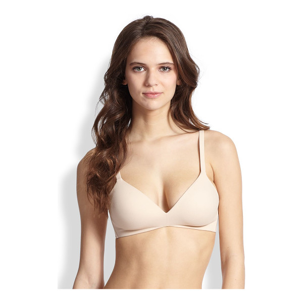 WACOAL How perfect contour bra - This wire-free contour bra is crafted with ultra-soft...