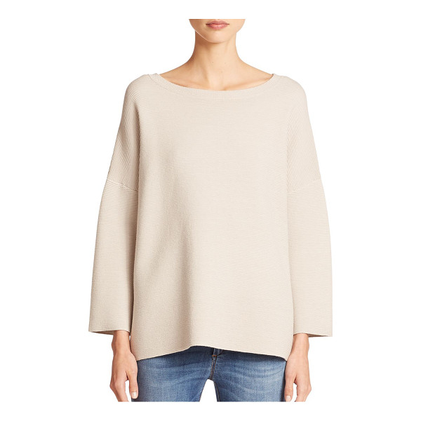 WEEKEND MAX MARA Kirsch sweater - Dropped shoulders and a slouchy fit lend a downtown vibe to...