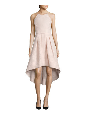 AIDAN MATTOX Basket Cocktail Dress