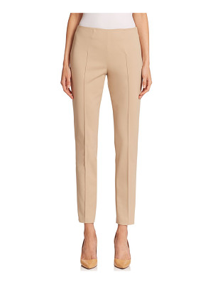 AKRIS architecture collection melissa cotton techno pants