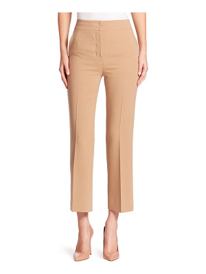 AKRIS cara wool pants