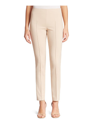 AKRIS melissa stretch techno cotton pants