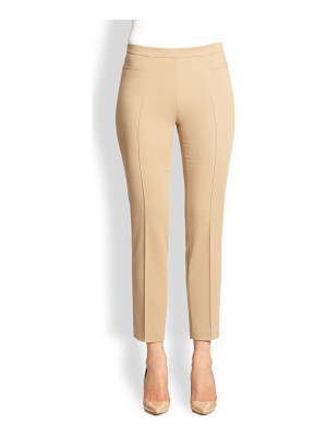AKRIS PUNTO 1400 Techno Cotton Franca Pants