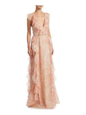 Alice McCall oh my goodness floral gown