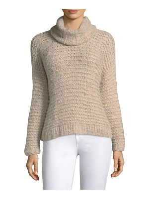APIECE APART Nepenthe Cropped Turtleneck Sweater