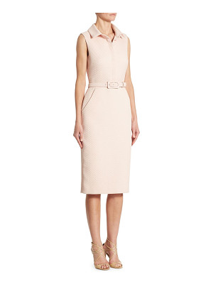 BADGLEY MISCHKA Slim Fit Shirt Dress