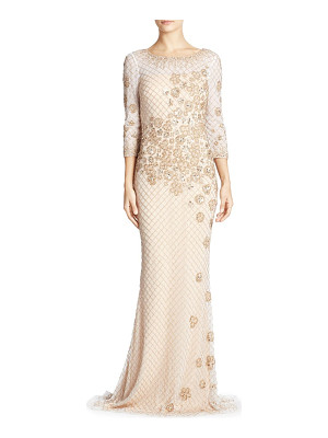 BASIX BLACK LABEL Embellished Gown