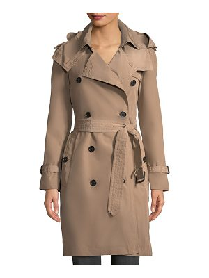 BURBERRY Amberford Hooded Coat