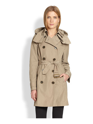 Burberry Brit balmoral trench coat