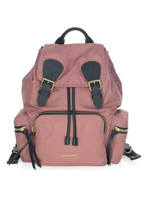 Burberry drawstring backpack