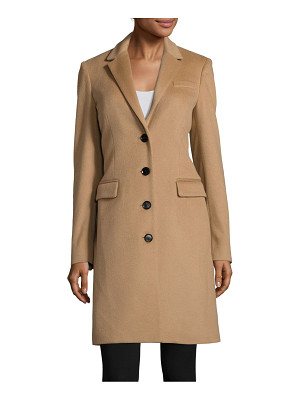 BURBERRY Sidlesham Tailored Wool-Blend Coat
