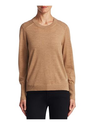 BURBERRY Roundneck Wool Pullover