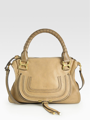 CHLOE Marcie Small Satchel