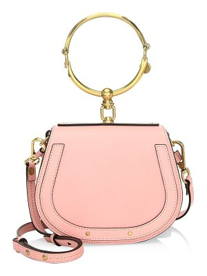 CHLOE Nile Leather Shoulder Bag