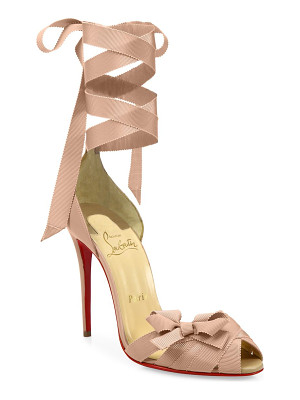 Christian Louboutin christeriva ankle-wrap d'orsay pumps