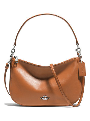 COACH Chelsea Leather Crossbody Bag