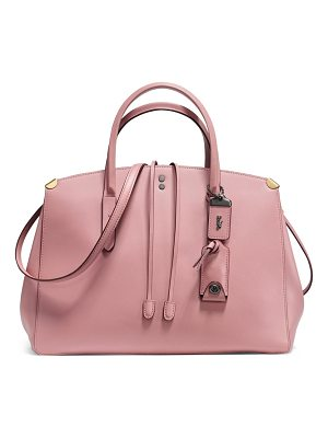 COACH Cooper Carryall Leather Tote Bag