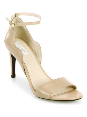 COLE HAAN Grace Leather Ankle Strap Sandals