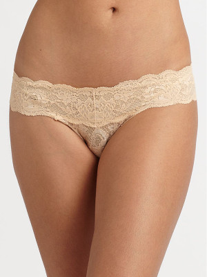 Cosabella never say never cutie low-rise thong