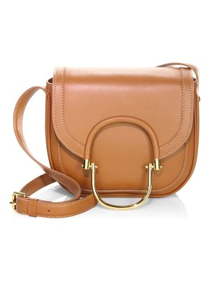 DEREK LAM Hudson Leather Crossbody Bag
