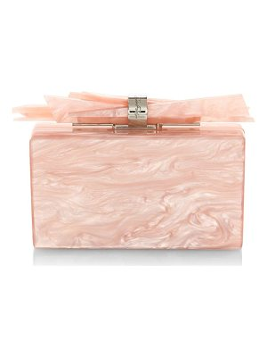 EDIE PARKER Wolf Shard Box Clutch
