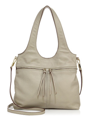 Elizabeth and James zoe small leather carryall tote