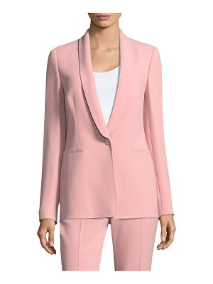 ESCADA one-button wool blazer
