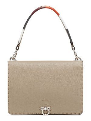 FENDI Selleria Messenger Handbag