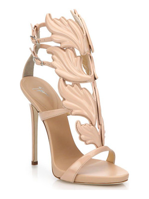 GIUSEPPE ZANOTTI Leather Wing Sandals