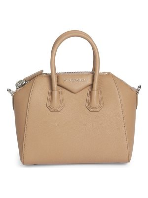GIVENCHY Antigona Small Leather Satchel