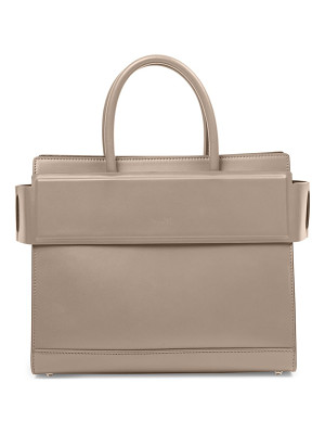 Givenchy horizon small smooth leather tote