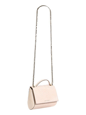 GIVENCHY Pandora Box Mini Python Crossbody Bag