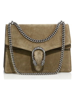 GUCCI Dionysus Medium Suede Shoulder Bag