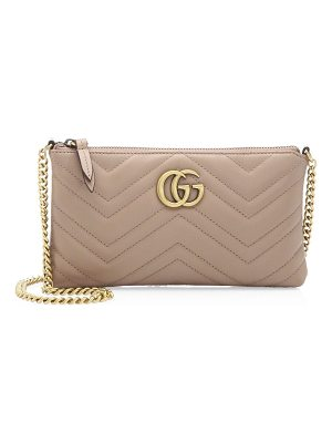 Gucci gg marmont mini chain bag