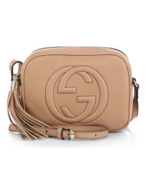 Gucci soho leather tassel camera bag