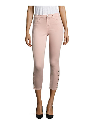 J Brand suvi photo ready cropped utility jeans