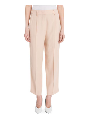 JIL SANDER Dustin Cropped Pants