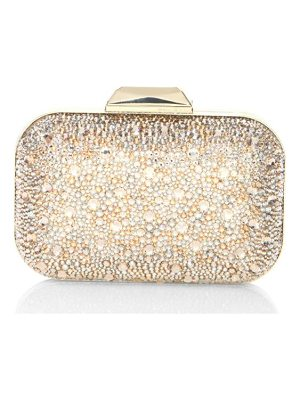 JIMMY CHOO Cloud Crystal Clutch