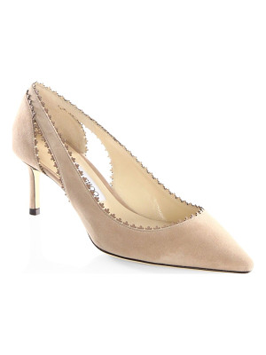 Jimmy Choo diva 60 suede pumps