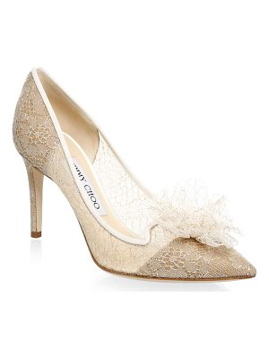 JIMMY CHOO Estelle Slip-On Pumps