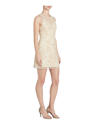 JONATHAN SIMKHAI Embellished Lace Dress