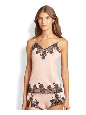 Natori josie  charlize lace embroidered cami