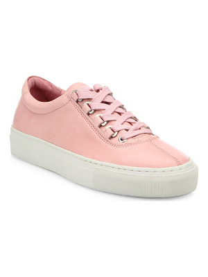 K-Swiss court classico leather sneakers
